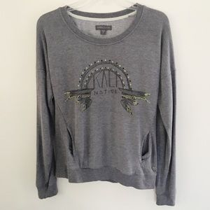 Kendall & Kylie | Kali Native Graphic Sweater